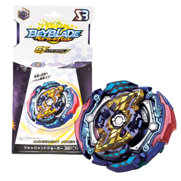 Gangsing Beyblade B-142 Judgement Joker