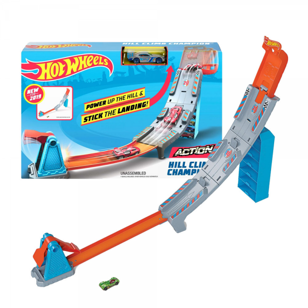 Hot Wheels Hill Climb Challenge Track