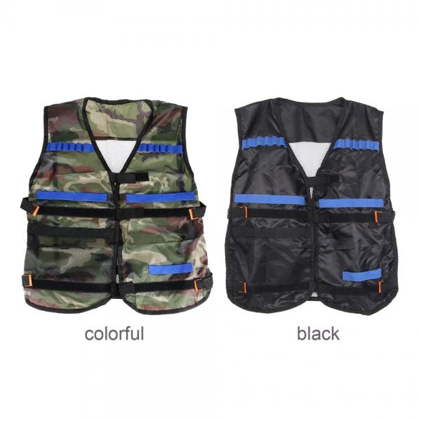 Rompi Peluru Senjata Nerf Anak / Tactical Vest Jacket Nerf Blaster