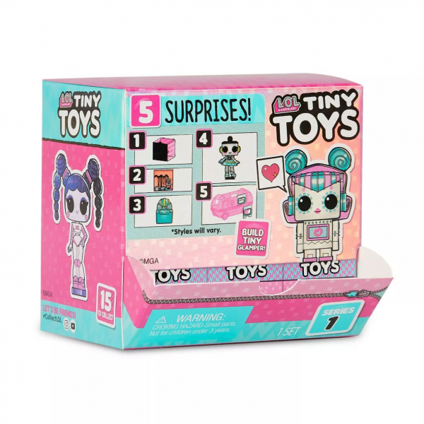 LOL Surprise Tiny Toys ORIGINAL