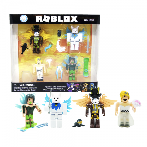 Figure Roblox - Against The Elements Type B