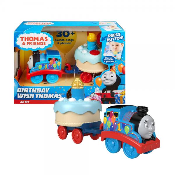 Fisher-Price Thomas & Friends Birthday Wish Thomas