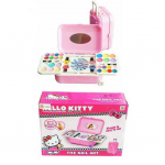 Hello Kitty Make Up and Nail Art Playset Suitcase