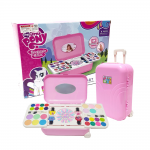 My Little Pony Make Up and Nail Art Playset Suitcase