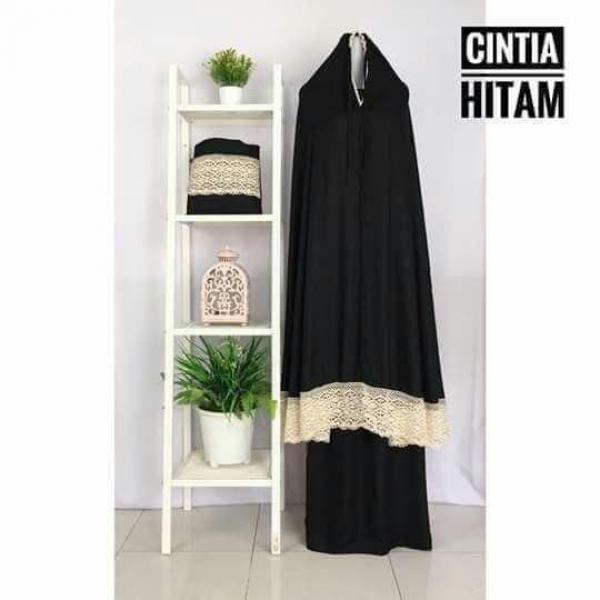 Mukena Cintia Rayon