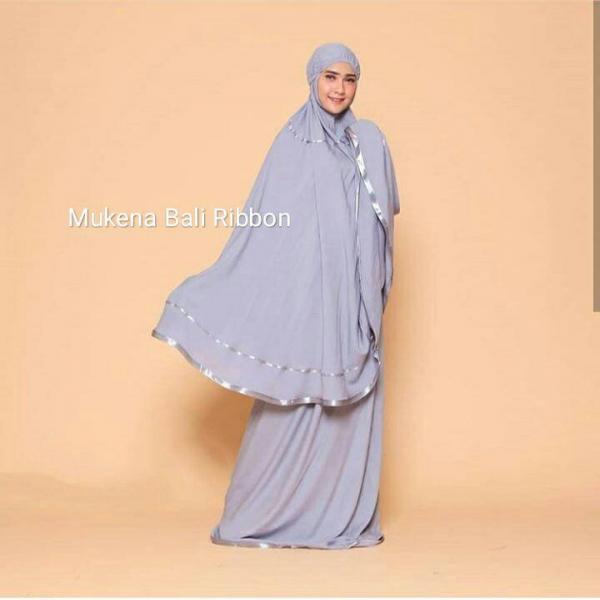 Mukena Bali Ribbon