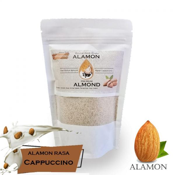 Susu Almond Rasa Cappuccino