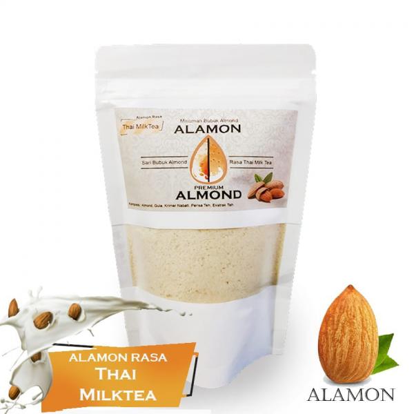 Susu Almond Rasa Thai Milktea