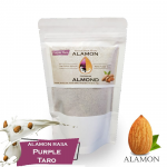 Susu Almond Rasa Purple Taro