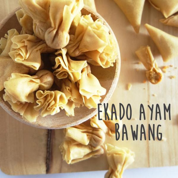 Sarikaya Ekado Ayam Bawang / Chicken Ekado
