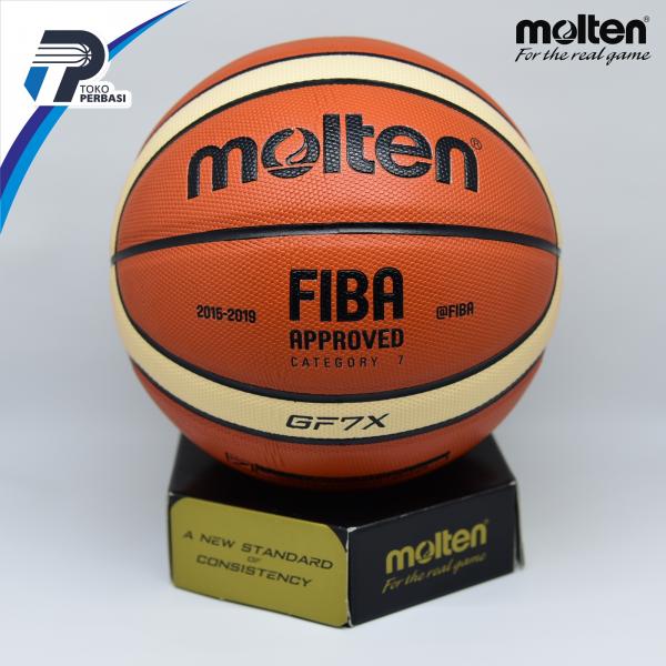 Bola Basket Molten GF7X ( Indoor / Outdoor ) FIBA APPROVED