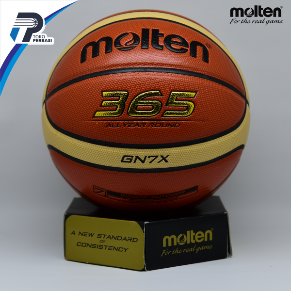 Bola Basket Molten GN7X ( Outdoor / Indoor )