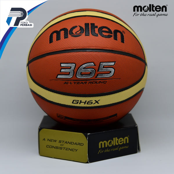 Bola Basket Molten GH6X ( Outdoor )