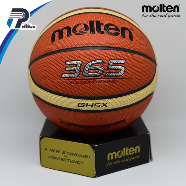 Bola Basket Molten GH5X ( Outdoor )