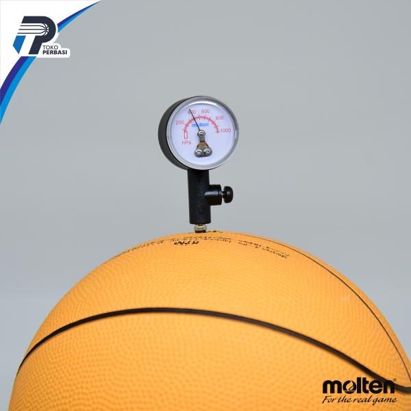 Pressure gauge dedicated Molten ( PGA ) / Alat pengukur Tekanan Bola