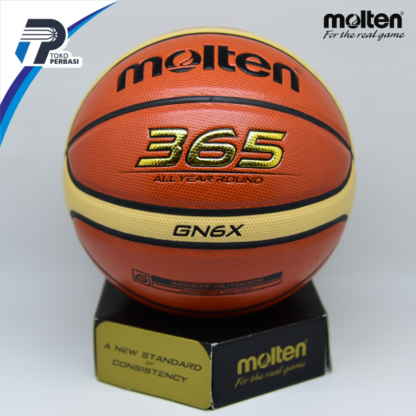 Bola Basket Molten GN6X ( Outdoor / Indoor )