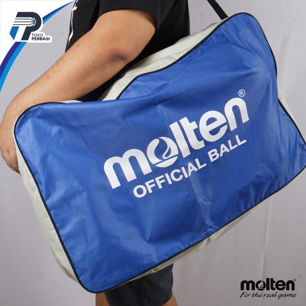 Tas Bola Molten Isi 6 Bola / Ball Carrying Bag Molten
