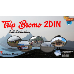 ​Paket Bromo 2D1N - Full Destination