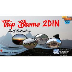 Paket Bromo 2D1N - Half Destination