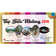 Paket Wisata 2D1N Jelajah Batu Malang
