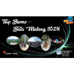Paket Wisata Bromo - Batu Malang 3D2N