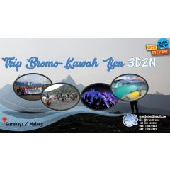 Paket Wisata Bromo - Ijen 3D2N