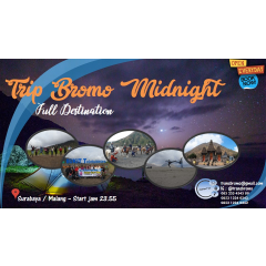 Paket Wisata Bromo Midnight Tour Full Destination