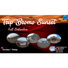 Paket Wisata Bromo Sunset Tour Full Destination