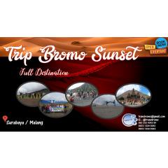 Paket Wisata Bromo Sunset Tour Full Destination
