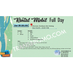 Rent Car Full Day