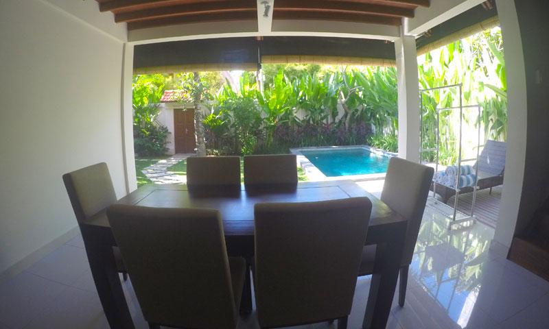 private 2 bedroom villa seminyak