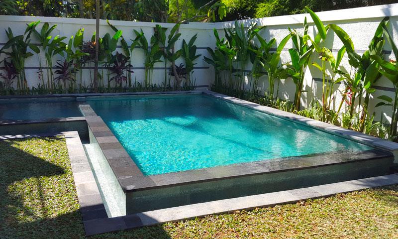 villa seminyak private pool
