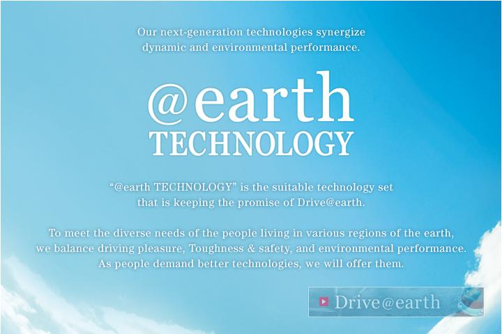 Giới thiệu @earth Technology