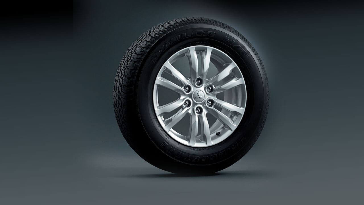 "18"" Alloy wheel"