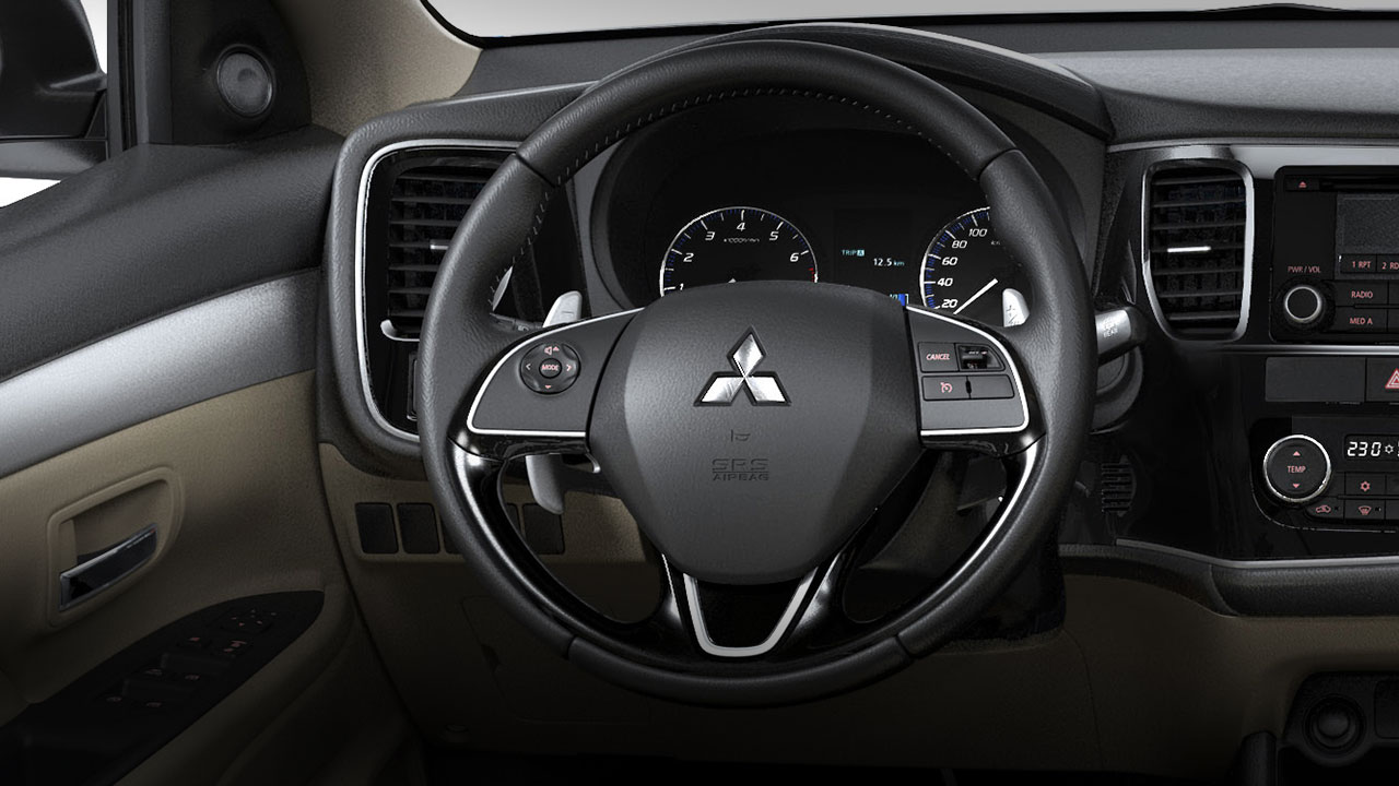 Sporty and Luxury Steering-wheel
