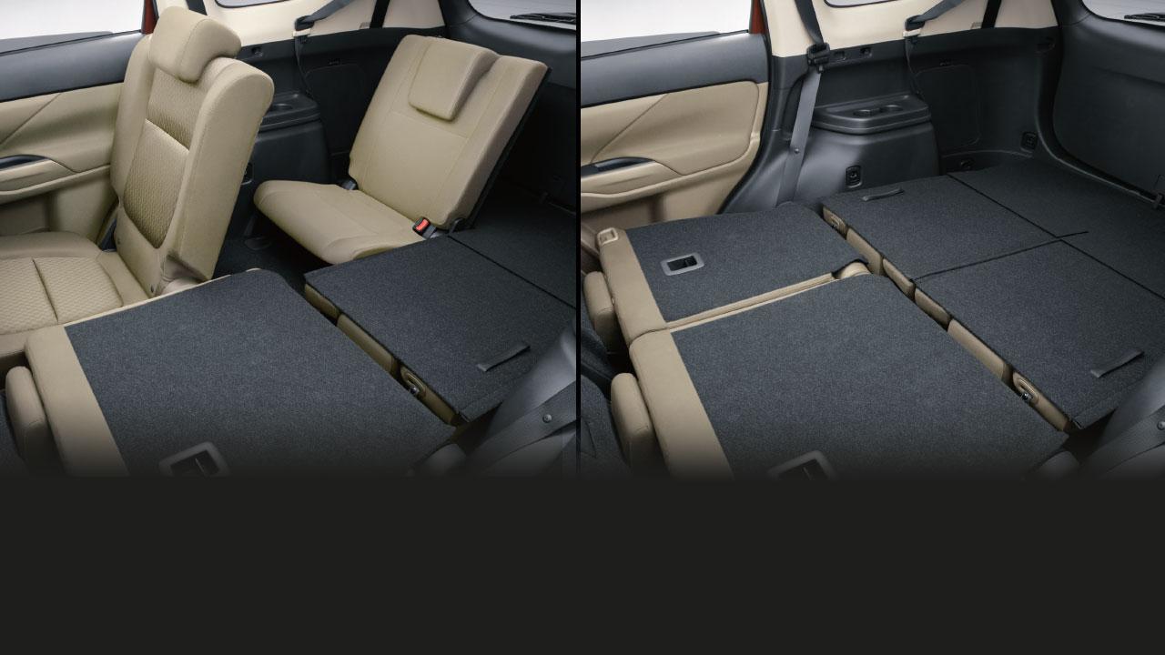 Flexible Seat-arrangement