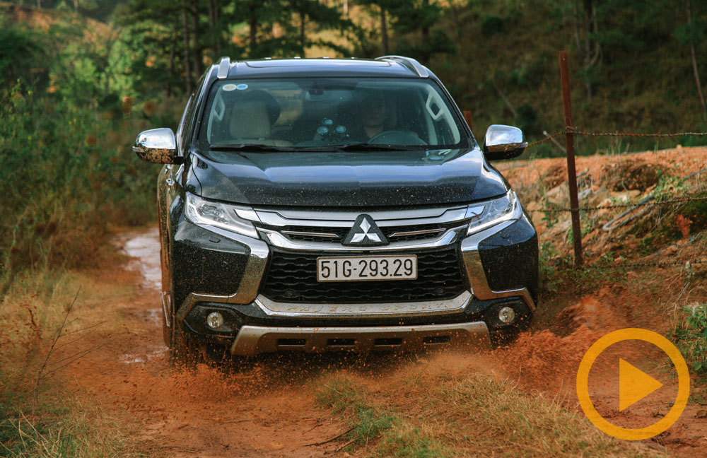 [Video] Review Mitsubishi Pajero Sport 2017 - Is it the best choice ?