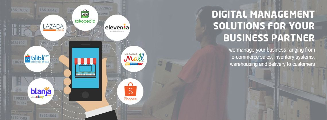 Digital Management Solutions for Your Business Partner