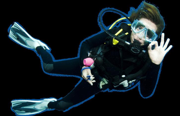 diver-girl