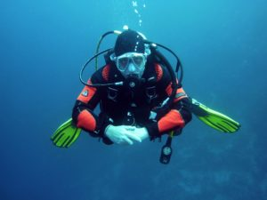 3 Advantages of Divers Who Perfected Buoyancy Control