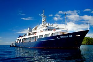 Luxury Liveaboard Scuba Diving in Palau, Philippines as well as full charter exploration voyages. Solitude One is the best way to experience some of the best diving in the world.