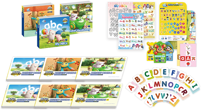 Bada Genius Phonics Home Learning Kit