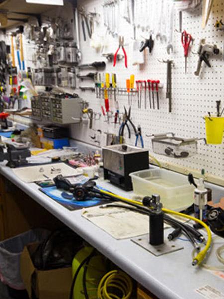equipment-servicing