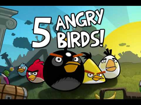 Tower Stacko vs Angry Birds