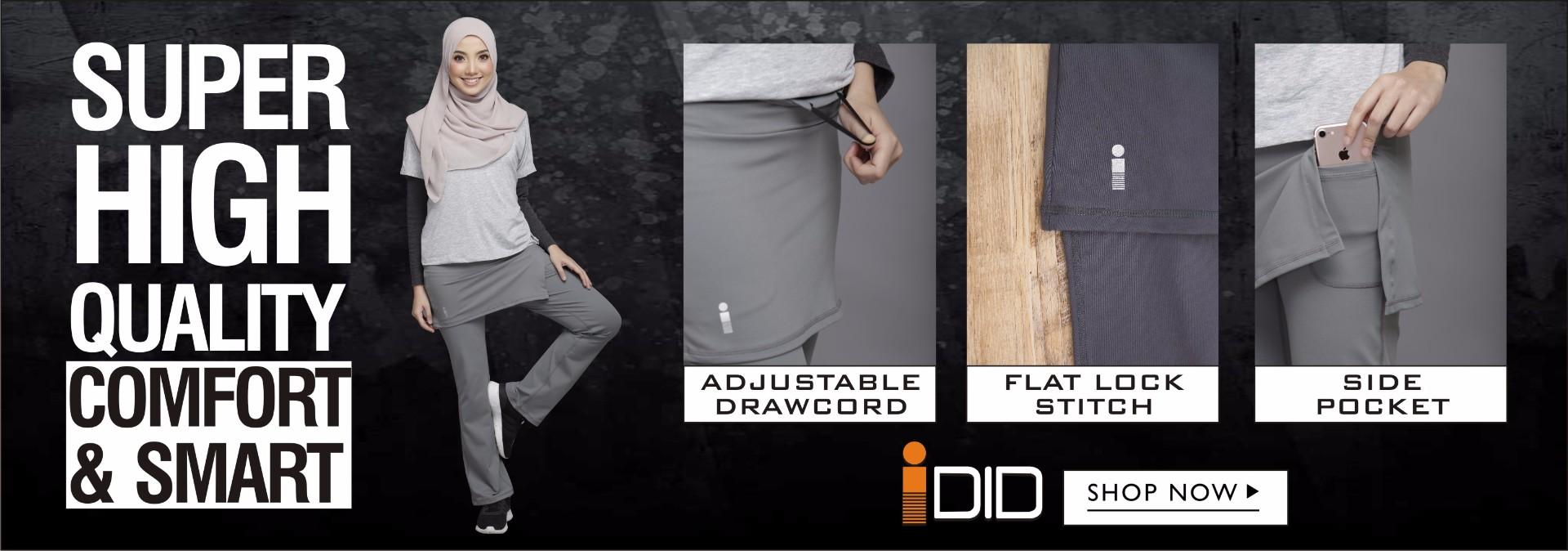 idid Activewear | iDid Activewear