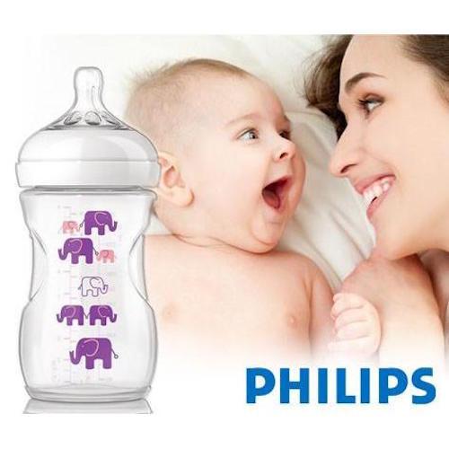 Philips Avent Natural feeding bottle (SCF628:17) 260ml:9oz 2.jpg