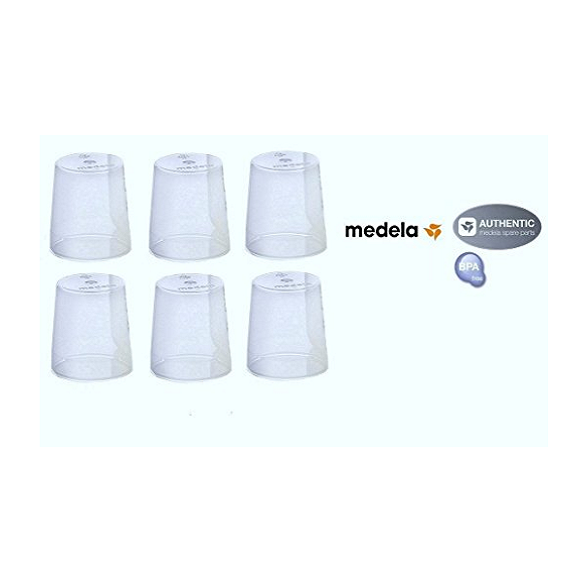 (6) Medela Yellow Travel Caps.jpg