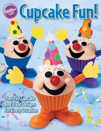 Wilton 902-795 128-Page Soft Cover Cake-Decorating Book, Cupcake Fun.jpg