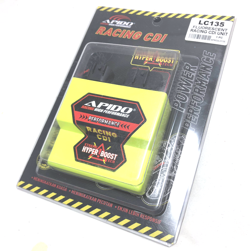 APIDO FLUORESCENT RACING CDI UNIT - LC135.png
