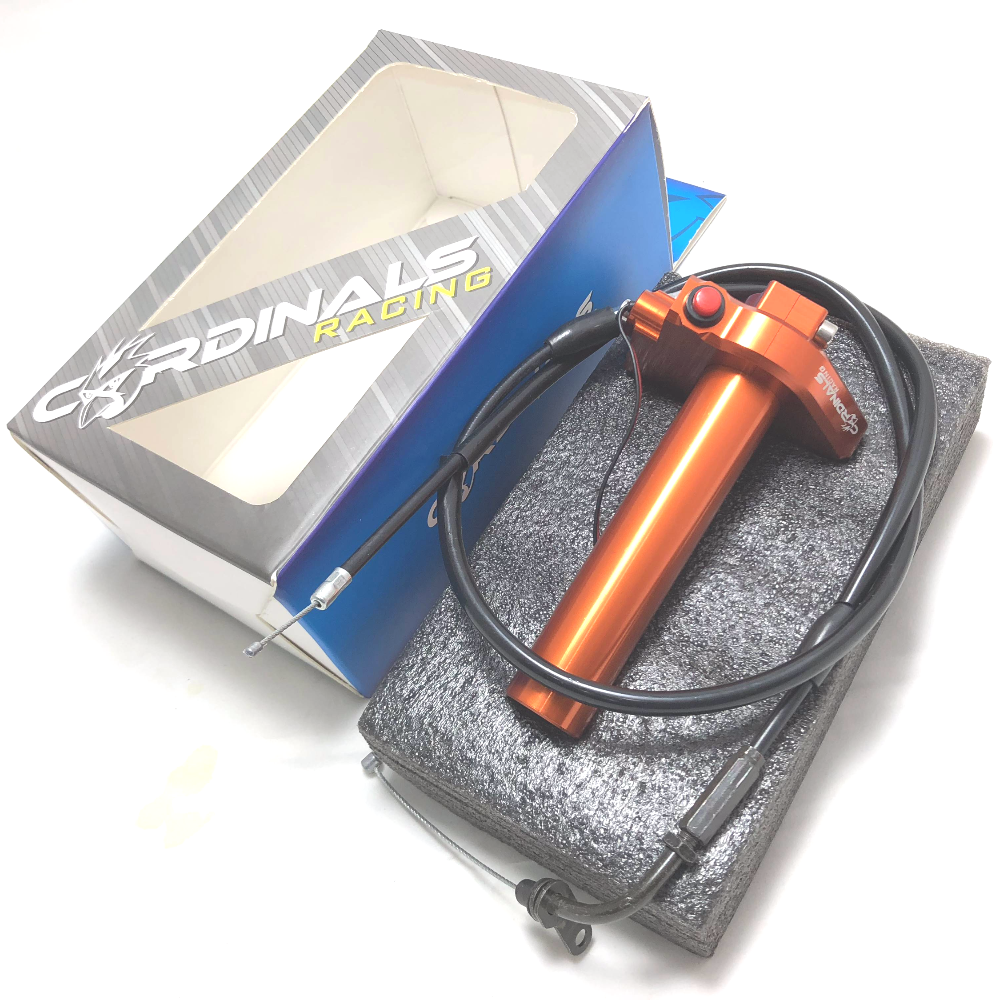 KFW QUICK THROTTLE GRIP ALLOY - LC135 (ORANGE).png